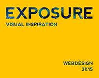 EXPOSURE VISUAL INSPIRATION I 2015
