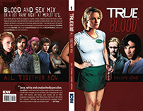 true blood cover design