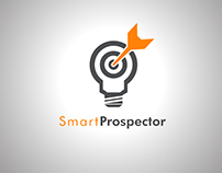 Smart Prospector Logo Design