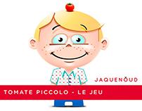 Tomato Piccolo - The game