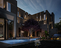 S.V.private villa