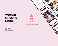 Woman lingerie store | FREE download