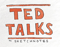 TED Talk Sketchnotes