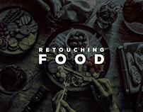 FOOD / RETOUCHING