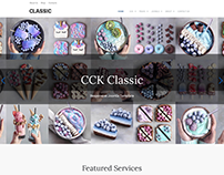 Classic - OS CCK Joomla template