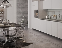 visualization of kitchen design