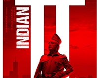 INDIAN II poster 5