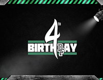 Dont Flop 4th Birthday