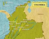 Mapas Colombia