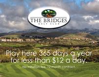 The Bridges & Eagle Ridge Golf Course Ads