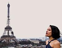 Ariel Guidry in Paris Promo