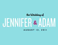 Jen & Adam Wedding