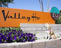 Hotel Valley Ho - Brand Design