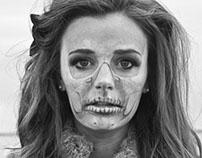 Make-Up Art for Andriana Hnatykiw Photography
