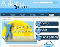 Aiken Drum Website