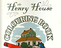 Oshawa Community Museum and Archives Colouring Book