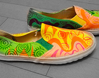DIY Shoes (painting)
