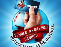 Potencil Vendeu Raspou Ganhou