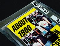 Zine's - 80s