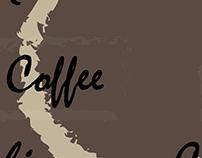 Coffee Shop - Pattern
