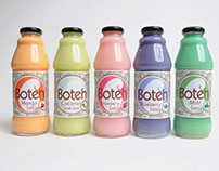 Boteh Natural Fruit Lassi