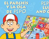 PARCHÍS Y OCA / LUDO & GOOSE