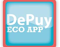 DePuy Eco App Concept