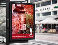 Campagne publicitaire - Eau Carola
