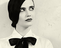Eva Green Portrait