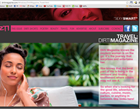 Dirti Magazine Website