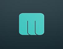 mogree logo design