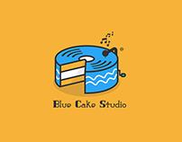 Blue Cake Studio Logo