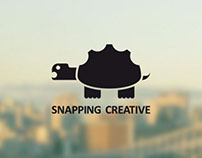 Personal branding identity, Snapping Creative