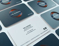 Yan Dubord Business Cards