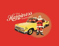 Coca-Cola - The Happiness Passenger