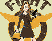 Agent Carter: Fight Like A Girl