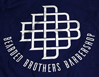 Bearded Brothers Barbershop / Logo and Variations