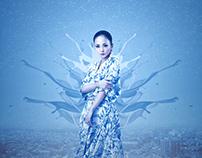 【NAMIE AMURO】Asian artist art poster