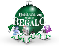 Campaña navideña que trajo los recuerdos al presente