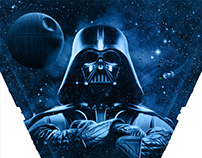 The Darkside of the Force: official Star Wars art