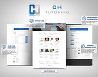 CH Tutoring Website Design & Development