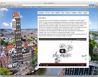 Dutchlabel website