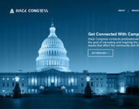 Hack Congress Website