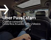 Uber Pass Latam