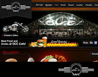 Orange County Choppers Cafe OCC