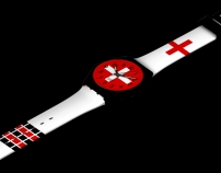 Swiss Flag SWATCH