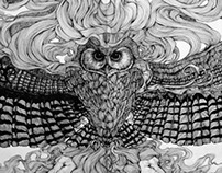 Divine Lady Owl, Inanna