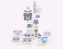 Pokémon, Lavender Town
