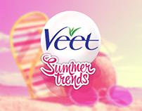 Veet Summer Trends
