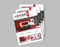 Simple & Clean Interior Magazine Template